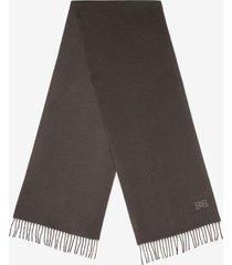b-chain scarf grey 1