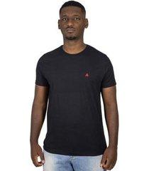 camiseta básica overlord bordado masculina - masculino