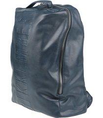 bikkembergs backpacks