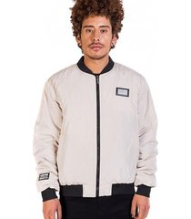 chaqueta bomber awesome sand zoo york