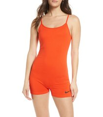 women's nike indio one-piece swimsuit