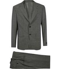 ermenegildo zegna classic woven suit