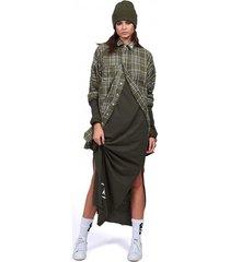 koszula crown symmetric flannel