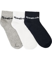 sportstrumpor active core ankle socks 3-pack