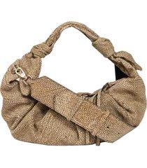 borbonese small duna hobo bag