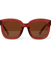matt & nat charlet sunglasses, brown