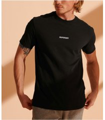 superdry men's micro logo box fit t-shirt