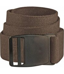 cinturon hombre keylock brown marrón doite