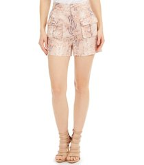 guess lilla printed shorts