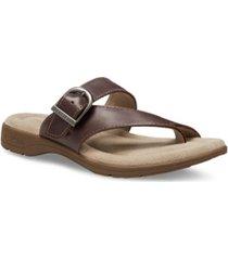 eastland shoe women's tahiti ii thong sandals women's shoes