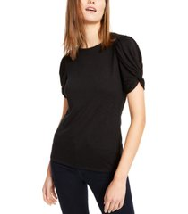 i.n.c. plus size puff sleeve top, created for macy's