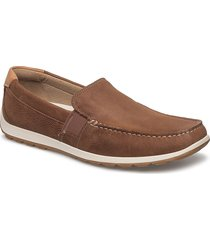 reciprico shoes business loafers brun ecco