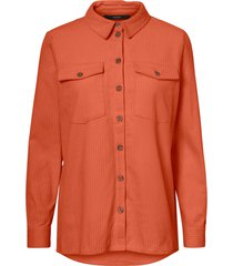 manchesterskjorta vmeffy cord ls shirt