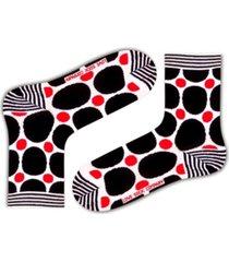 love sock company women's socks - polka dots
