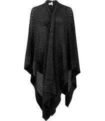 lurex cape