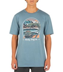 hurley men's explorer t-shirt