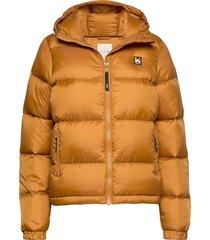 elsa jacket gevoerd jack geel wood wood