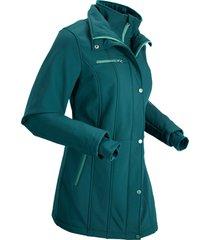 giacca di softshell (petrolio) - bpc bonprix collection