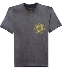 camiseta john john world guardian (cinza medio, gg)