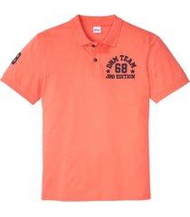 polo a maniche corte (arancione) - john baner jeanswear