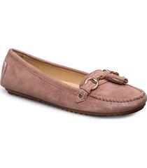 parma tassel loafers låga skor brun novita