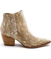 matisse coconuts by matisse astoria bootie women's shoes
