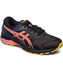 gt-2000 8 trail shoes sport shoes running shoes svart asics