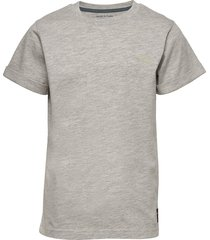 charley t-shirt, k t-shirts short-sleeved grå mini a ture