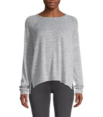camden raglan sweater