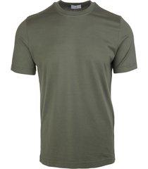 military green man t-shirt