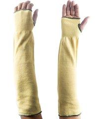 guantes de fibra de kevlar mangas 45cm
