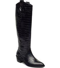 boots 120 höga stövlar svart billi bi