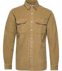 jackson worker harvest gold co overhemd casual beige levi´s men