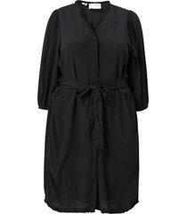 klänning slfmira 3/4 short dress b curve