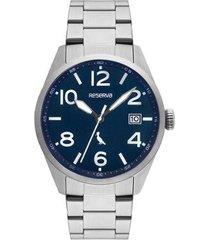 relógio reserva masculino medium - re2415aa/4k re2415aa/4k