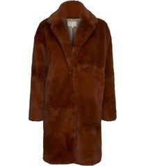 elissa fake fur jacket