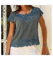 rayon blouse, 'smoke kusuma' (indonesia)