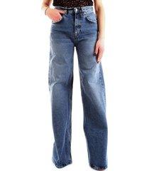 bootcut jeans grifoni gi242010/91