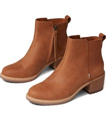 toms marina bootie, size 9 in tan at nordstrom