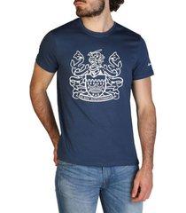 t-shirt korte mouw aquascutum - qmt002m0