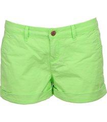 green short - amy gee - broeken - groen