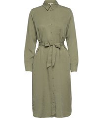 dresses light woven dresses shirt dresses grön esprit casual