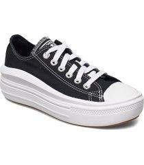 ctas move ox black/white/white sneakers skor svart converse