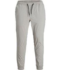 jack & jones men's gordon slim cuffed tech pants