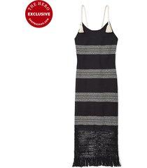 ana maria striped dress
