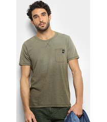 camiseta sommer lisa masculina