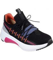 zapatilla modern jogger 2.0 - loop negro skechers