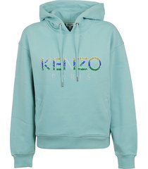 kenzo paris hooded sweatshirt