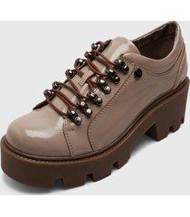 zapatos de plataforma oxford anuwa aleshka