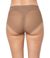 panty panty control suave café leonisa 012657